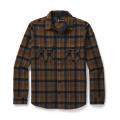 Olive Plaid - Smartwool - Men's Anchor Line Shirt Jacket