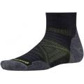 Black - Smartwool - Men's PhD Outdoor Light Mini Socks