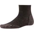 Chestnut - Smartwool - Men's PhD Outdoor Light Mini Socks