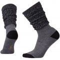 Medium Gray - Smartwool - Women's Short Boot Slouch Sock