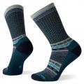 Twilight Blue - Smartwool - Women's Everyday Cozy Cabin Crew Socks