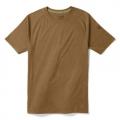 Dark Desert Sand - Smartwool - Men's Merino 150 Baselayer Pattern Short Sleeve