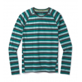 Pacific Stripe - Smartwool - Men's Merino 150 Baselayer Long Sleeve