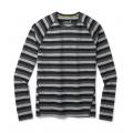 Iron Stripe - Smartwool - Men's Merino 150 Baselayer Long Sleeve