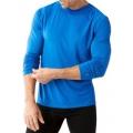 Bright Blue - Smartwool - Men's Merino 150 Baselayer Long Sleeve