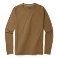 Dark Desert Sand - Smartwool - Men's Merino 150 Baselayer Pattern Long Sleeve