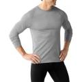 Light Gray - Smartwool - Men's Merino 150 Baselayer Pattern Long Sleeve