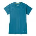 Light Marlin Blue - Smartwool - Women's Merino 150 Baselayer Short Sleeve