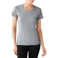 Dark Pebble Gray - Smartwool - Women's Merino 150 Baselayer Pattern Short Sleeve