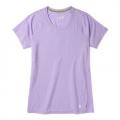 Cascade Purple - Smartwool - Women's Merino 150 Baselayer Pattern Short Sleeve