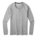 Light Gray Heather - Smartwool - Women's Merino 150 Baselayer Long Sleeve