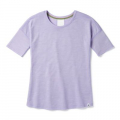 Cascade Purple Heather - Smartwool - Women's Merino Sport 150 Short Sleeve