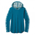 Light Marlin Blue - Smartwool - Women's Merino 150 Hoody