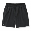 Black - Smartwool - Men's Merino Sport Lined 8** Short