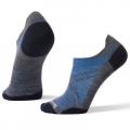 Medium Gray - Smartwool - Run Zero Cushion Low Ankle Socks