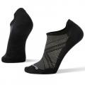 Black - Smartwool - Run Zero Cushion Low Ankle Socks