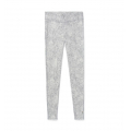 Light Gray Traced Dahlia - Smartwool - Women's Merino 250 Baselayer Pattern Bottom