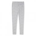 Light Gray Mountain Fairisle - Smartwool - Women's Merino 250 Baselayer Pattern Bottom