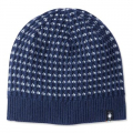 DEEP NAVY - Smartwool - Ripple Ridge Tick Stitch Hat
