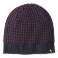CHARCOAL HEATHER - Smartwool - Ripple Ridge Tick Stitch Hat