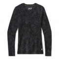 Black Traced Dahlia - Smartwool - Women's Merino 250 Baselayer Pattern Crew