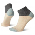 Medium Gray - Smartwool - Women's Everyday Cable Ankle Boot Socks