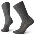 Medium Gray - Smartwool - Women's Everyday Cable Crew Socks