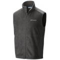 Charcoal Heather - Columbia - Men's Steens Mountain Vest