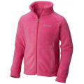 Pink Ice - Columbia - Girl's Benton Springs Fleece