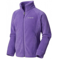 Grape Gum - Columbia - Girl's Benton Springs Fleece