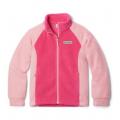 Cactus Pink, Pink Orchid - Columbia - Youth Girls Benton Springs Fleece