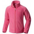 Pink Ice - Columbia - Toddler Girl's Benton Springs Fleece