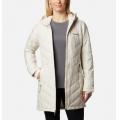 Chalk - Columbia - Women's Heavenly Long Hdd Jacket