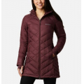 Malbec - Columbia - Women's Heavenly Long Hdd Jacket
