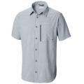 Mountain Gingham - Columbia - Tech Trail Short Sleeve Shirt