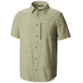 Cypress Gingham - Columbia - Tech Trail Short Sleeve Shirt
