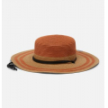 Straw, Teak Brown - Columbia - Women's Global Adventure Packable Hat II