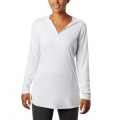 White - Columbia - Women's Chill River Hooded Tunic