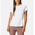 White - Columbia - Women's Zero Ice Cirro-Cool SS Shirt