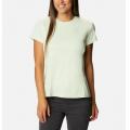 Light Lime - Columbia - Women's Zero Ice Cirro-Cool SS Shirt