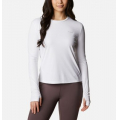 White - Columbia - Women's W Sun Deflector Summerdry Ls Shirt