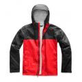 Fiery Red/Asphalt Grey - The North Face - Men's Venture 2 Jacket