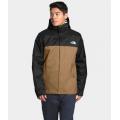 Utility Brown/TNF Black - The North Face - Men's Venture 2 Jacket