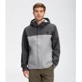 Meld Grey/Asphalt Grey - The North Face - Men's Venture 2 Jacket