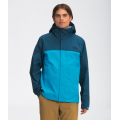 Meridian Blue/Monterey Blue - The North Face - Men's Venture 2 Jacket