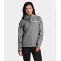 TNF Medium Grey Heather/TNF Medium Grey Heather - The North Face - Women's Venture 2 Jacket