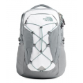 TNF White Light Directional Heather/Mid Grey - The North Face - Women's Borealis
