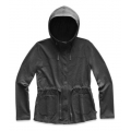 Asphalt Grey Heather - The North Face - Women's Bayocean Hoodie