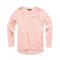 Pink Salt Heather - The North Face - Women's L/S Modoc Top