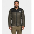 New Taupe Green Matte/TNF Black Matte - The North Face - Men's Thermoball Eco Jacket